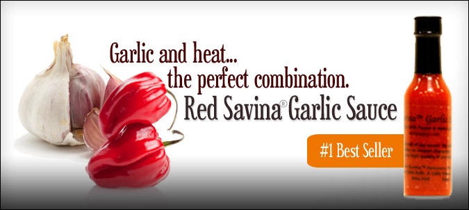 Garlic and Heat - The Perfect Combination